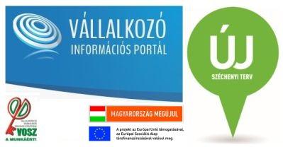 Vállalkozó információs portál